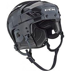 CCM HT FITLITE 40 SR čierna M - Hokejová prilba
