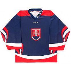 CCM SK Dres SIHF biela XL - Hokejový dres