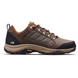 Columbia 100MW OUTDRY hnedá 8 - Pánska outdoorová obuv