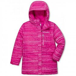 Columbia ALPINE FREE FALL II JACKET ružová M - Dievčenská zimná bunda