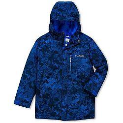 Columbia ALPINE FREE FALL II JACKET tmavo modrá M - Chlapčenská zimná bunda
