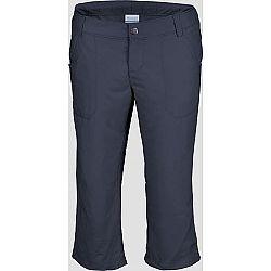 Columbia ARCH CAPE CAPRI tmavo modrá 14 - Dámske nohavice