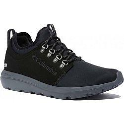Columbia BACKPEDAL CLIME OD čierna 11 - Pánska voľnočasová obuv