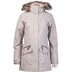 Columbia CARSON PASS IC JACKET béžová S - Dámsky zimný kabát