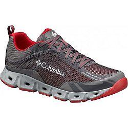 Columbia DRAINMAKER IV šedá 8.5 - Pánska športová obuv