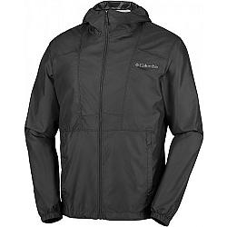 Columbia FLASHBACK WINDBREAKER čierna S - Ľahká pánska bunda