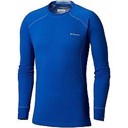 Columbia HEAVYWEIGHT LS TOP M modrá S - Pánske funkčné tričko