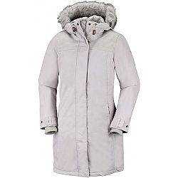 Columbia LINDORES JACKET sivá S - Dámsky zimný kabát