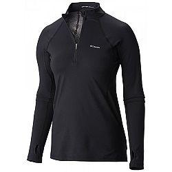 Columbia MIDWEIGHT LS HZ W čierna XL - Dámske funkčné tričko