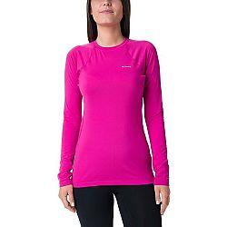 Columbia MIDWEIGHT LS TOP W čierna XL - Dámske funkčné tričko
