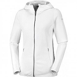Columbia ROFFE RIDGE FULL ZIP HOODED čierna XL - Dámska bunda