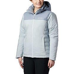 Columbia Snow Dream Jacket tmavo modrá L - Dámska zimná bunda