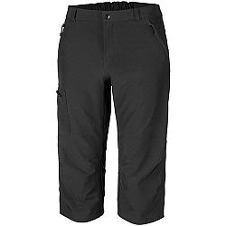 Columbia TRIPLE CANYON CAPRI čierna 30 - Pánske outdoorové šortky