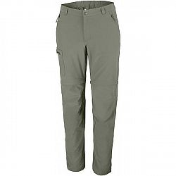 Columbia TRIPLE CANYON CONVERTIBLE PANT čierna 30 - Pánske outdoorové nohavice