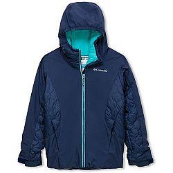 Columbia WILD CHILD JACKET modrá XL - Chlapčenská zimná bunda