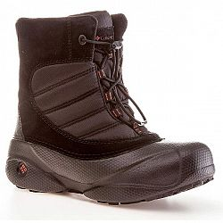 Columbia YOUTH ROPE TOW JUNIOR čierna 7 - Detská zimná obuv