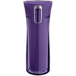 Contigo BELLA fialová  - Plastová termofľaša