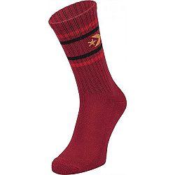 Converse MENS VINTAGE STAR 3P červená 43-46 - Pánske ponožky