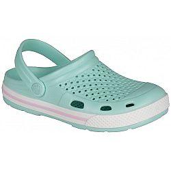 Coqui LINDO svetlo zelená 38 - Dámske sandále