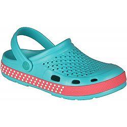 Coqui LINDO W modrá 39 - Dámske sandále