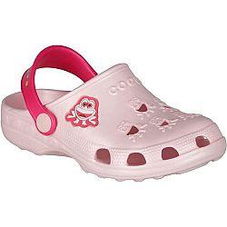 Coqui LITTLE FROG svetlo ružová 31/32 - Detské sandále