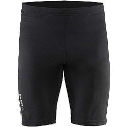 Craft MIND SHORT TIGHTS čierna L - Pánske bežecké šortky