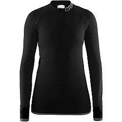 Craft WARM INTENSITY W čierna S - Dámske funkčné tričko