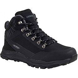 Crossroad CYBER čierna 43 - Pánska treková obuv