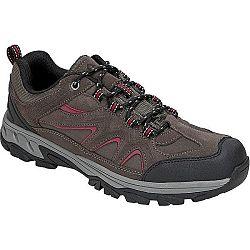 Crossroad DUNCAN šedá 43 - Pánska treková obuv