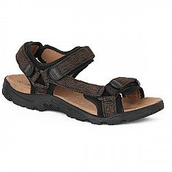 Crossroad MADDY hnedá 45 - Pánske sandále