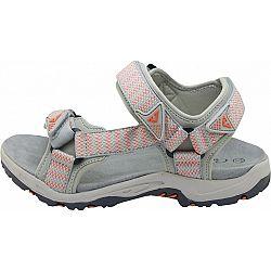 Crossroad MADDY modrá 39 - Dámske sandále