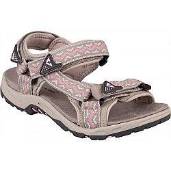 Crossroad MADDY šedá 38 - Dámske sandále