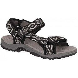 Crossroad MADDY šedá 39 - Pánske sandále