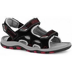 Crossroad MEGAN sivá 25 - Detské sandále - Crossroad