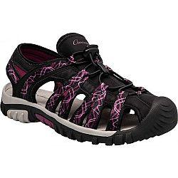 Crossroad MEMORA sivá 39 - Dámske sandále