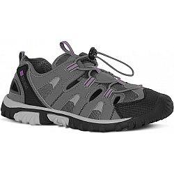 Crossroad MERCI W šedá 42 - Dámske trekové sandále