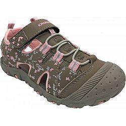 Crossroad MUGEN zelená 33 - Detské sandále