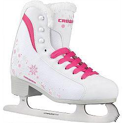 Crowned GLAMOUR JR  32 - Dievčenské fashion korčule na ľad