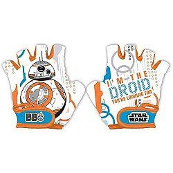 Disney CYKL.RUKAVICE modrá 4-6 - Detské cyklo rukavice