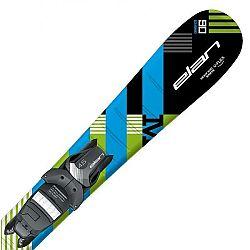 Elan MAXX BLK BLUE QS + EL 4.5  110 - Chlapčenské zjazdové lyže