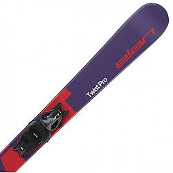 Elan TWIST PRO QS + EL 7.5 WB  145 - Juniorské zjazdové lyže