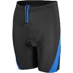 Etape PICCOLO čierna 140-146 - Detské cyklistické nohavice