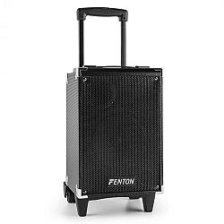 Fenton ST050, mobilný PA systém, bluetooth, USB, microSD, MP3, AUX, VHF, akumulátor