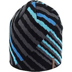 Finmark DIVISION šedá UNI - Pánska pletená čiapka