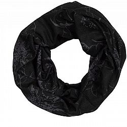 Finmark MULTIFUNKČNÁ ŠATKA čierna UNI - Multifunkčná šatka