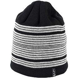 Finmark ZIMNÁ ČIAPKA biela UNI - Zimná  pletená čiapka