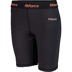 Fitforce CYNTIE čierna M - Dámske fitness šortky