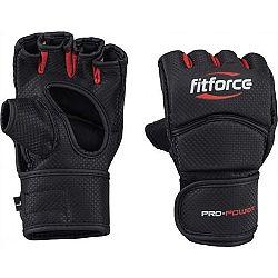 Fitforce PRO POWER  XL - MMA bezprstové rukavice
