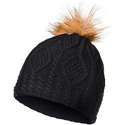 FLLÖS FREYA čierna UNI - Dámska zimná čiapka