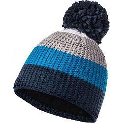 FLLÖS KALLAN tmavo modrá UNI - Detská zimná čiapka
